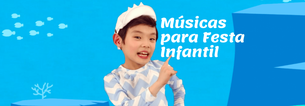 Músicas para Festa Infantil: Playlists no Youtube e Spotify